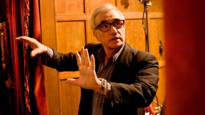 Martin Scorsese - Director of The Irishman