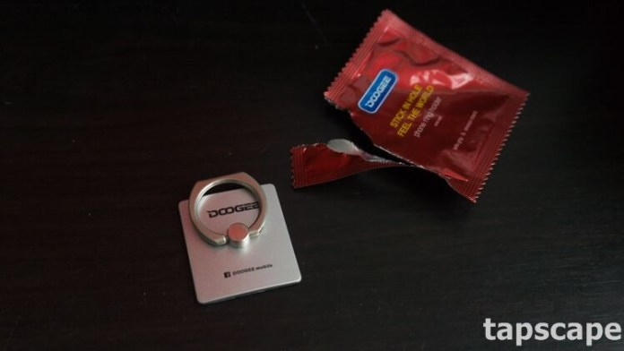 Key ring for Doogee Mix