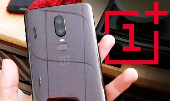 OnePlus-6 Biometric
