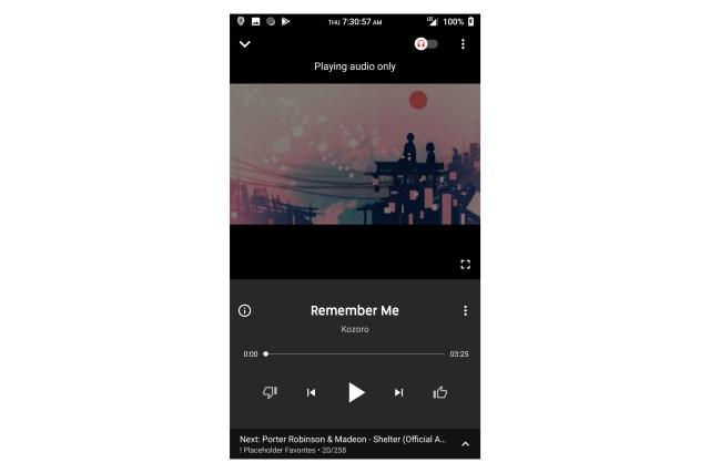 YouTube Music new app