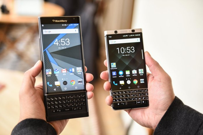 Blackberry Key2 Phone