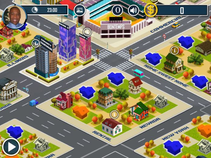 Inside Bank Foreclosure Millionaire Game