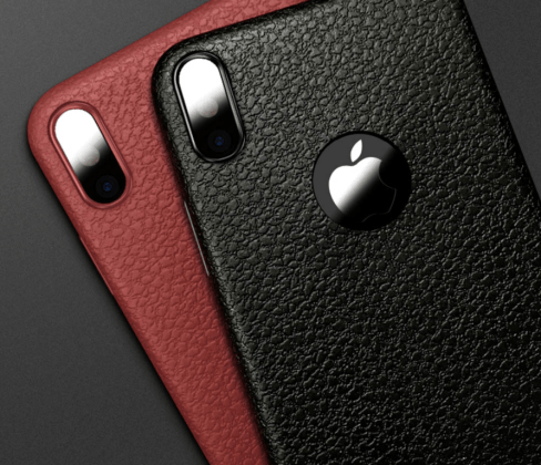 Ultra Thin Soft Leather Case