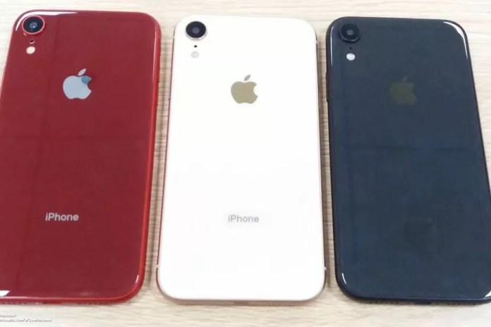 iPhone XC leaked