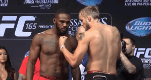 Gustafsson Plans On Finishing Jones