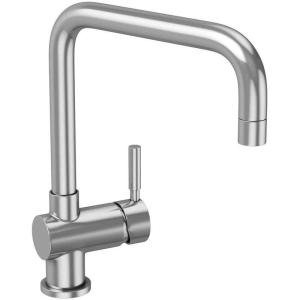 Abode Propus Single Lever Mono Sink Mixer Stainless Steel
