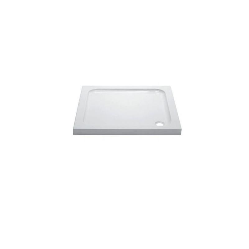 April 1200mm Shower Tray Leg & Panel Pack White