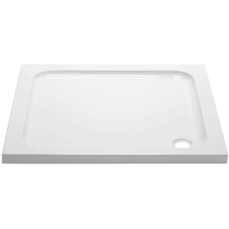 April 700x700mm Square Shower Tray