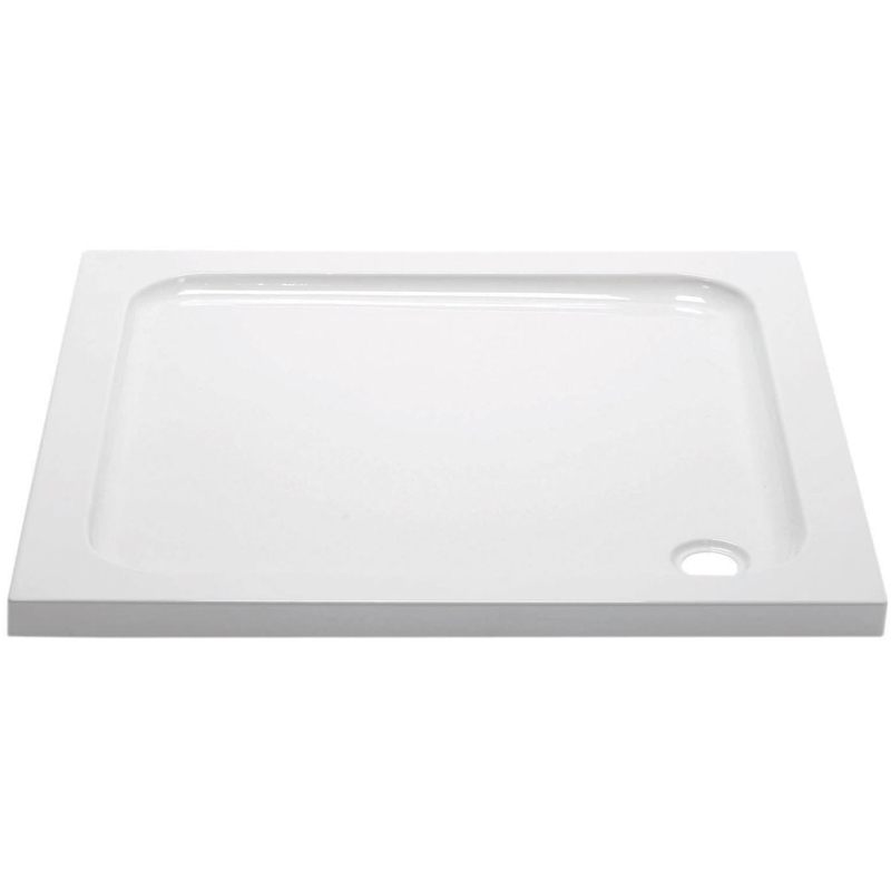 April 800x800mm Square Shower Tray