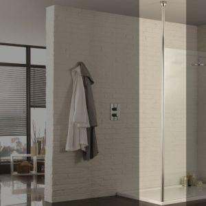 Aquadart Floor To Ceiling Post (Upright) Silver