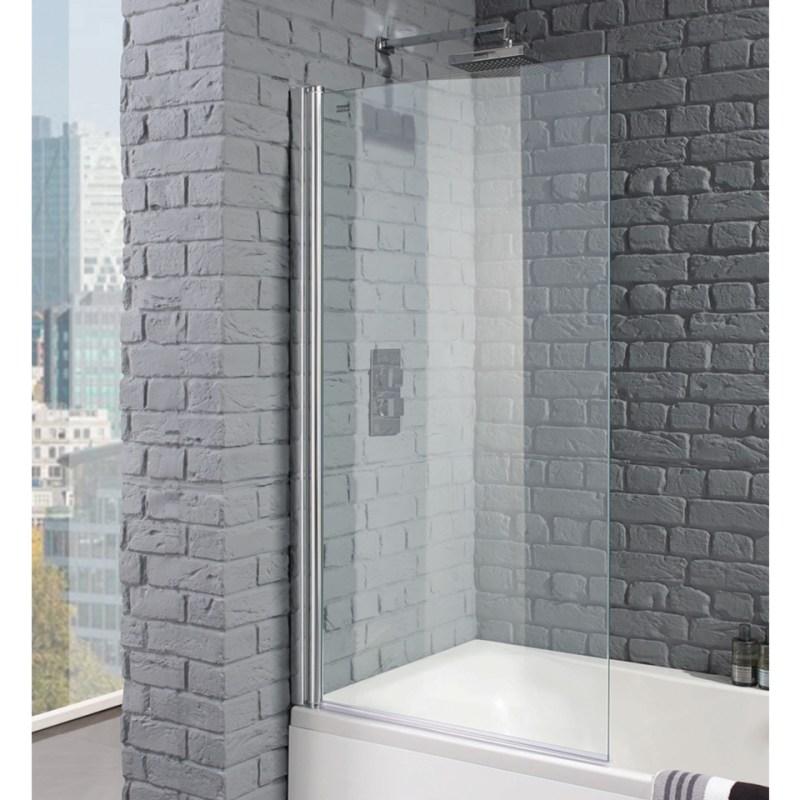 Aquadart Venturi 8 Bath Screen Square Edge