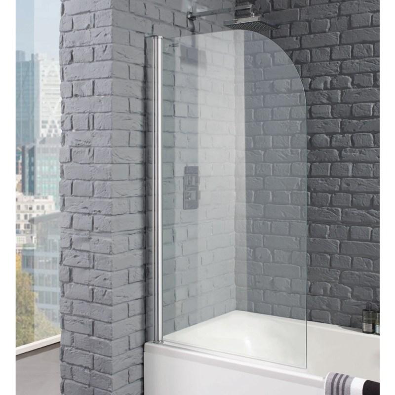 Aquadart Venturi 8 Bath Screen Round Edge