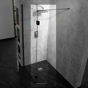 Aquadart 10mm Hinged Return Panel Clear/Copper