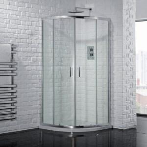 Aquadart Venturi 6 Double Door Quadrant Enclosure 1200x800mm