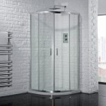 Aquadart Venturi 6 Double Door Quadrant Enclosure 1200x900mm