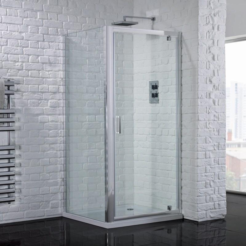 Aquadart Venturi 6 Pivot Shower Door 1000mm