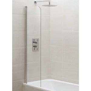 Aquadart Mini Bath Screen Silver