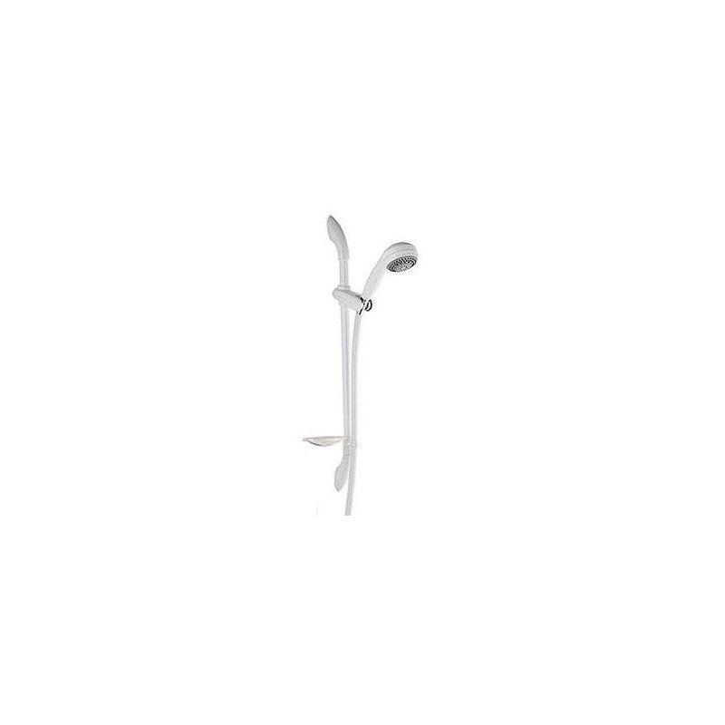 Aqualisa Varispray Adjustable Height Showerhead White