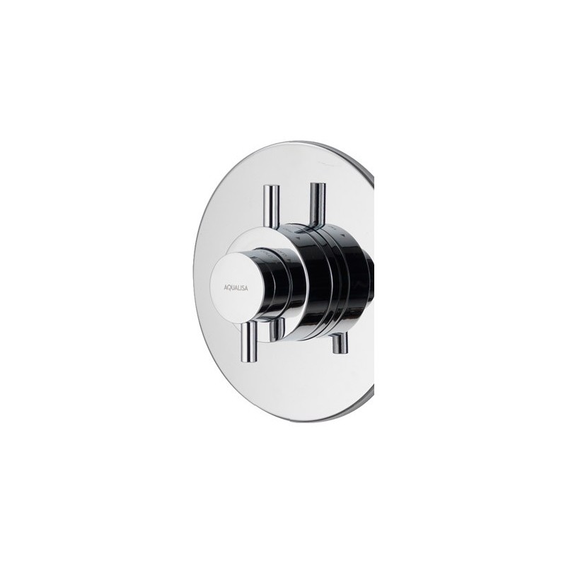 Aqualisa Aspire DL Concealed Shower with 105mm Harmony Head