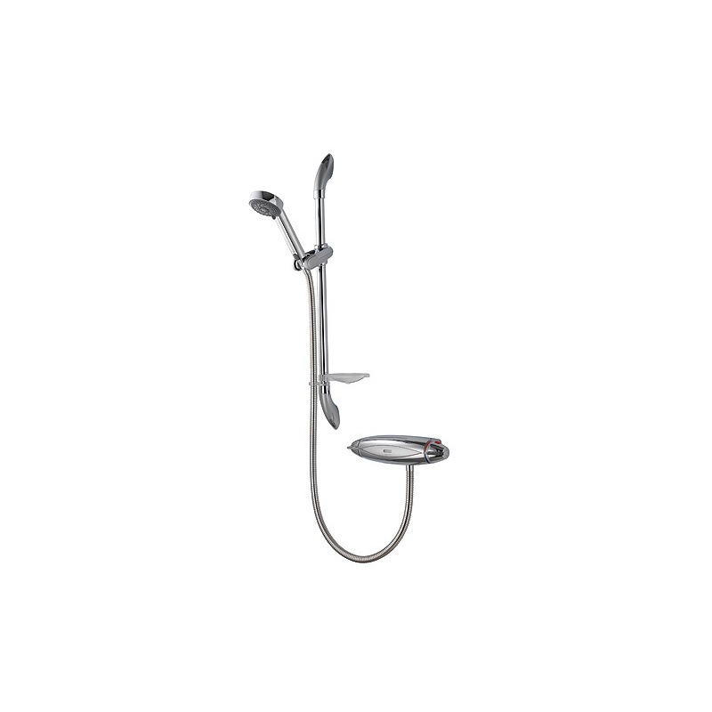 Aqualisa Colt Exposed Shower with 90mm Harmony Head