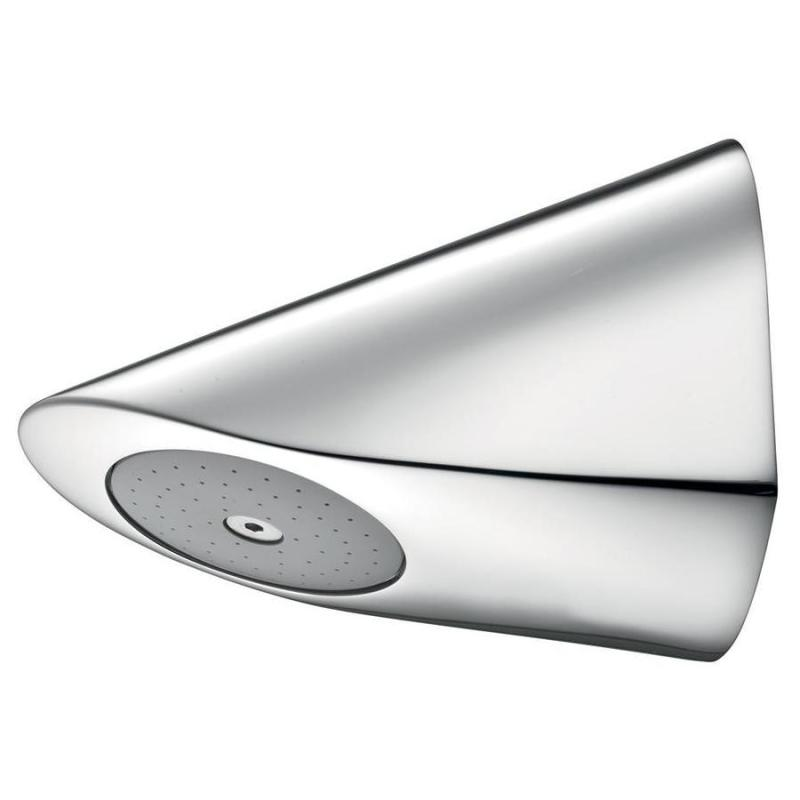 Armitage Shanks Anti Vandal Fixed Shower Head, Back Inlet A4672