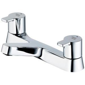 Armitage Shanks Sandringham 21 2 Hole Bath Filler B3309