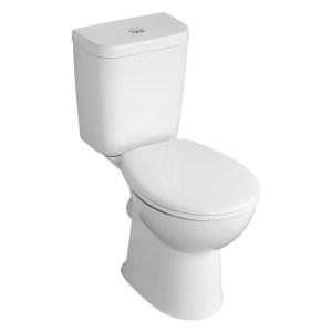 Armitage Shanks Sandringham 21 Smooth Toilet Pack, Soft Close