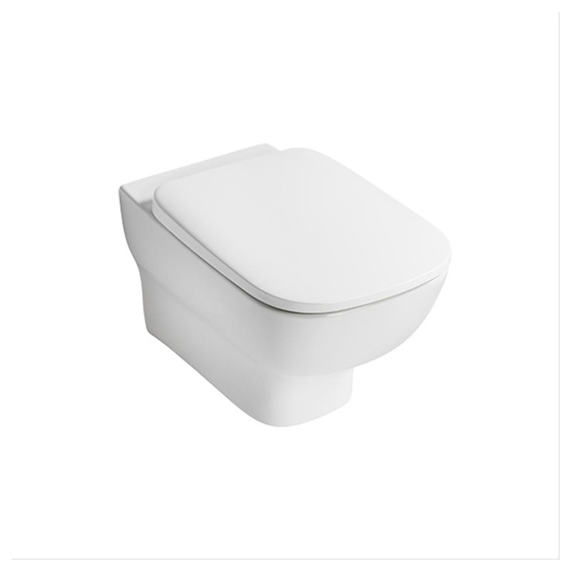 Armitage Shanks Edit D Wall Mounted WC Pan S0782