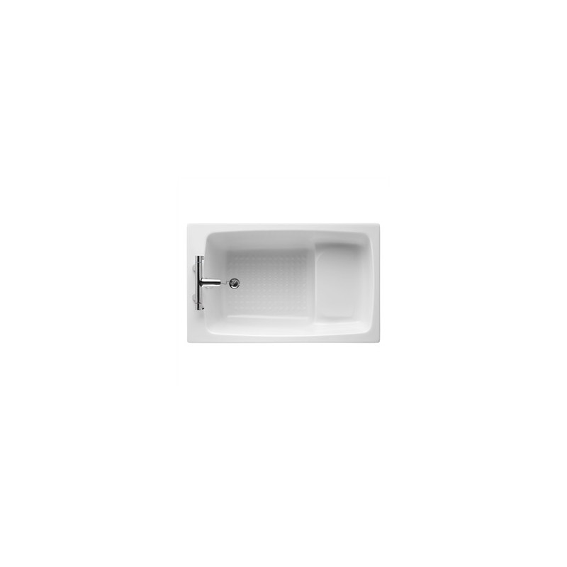 Armitage Shanks Showertub 120x75cm White