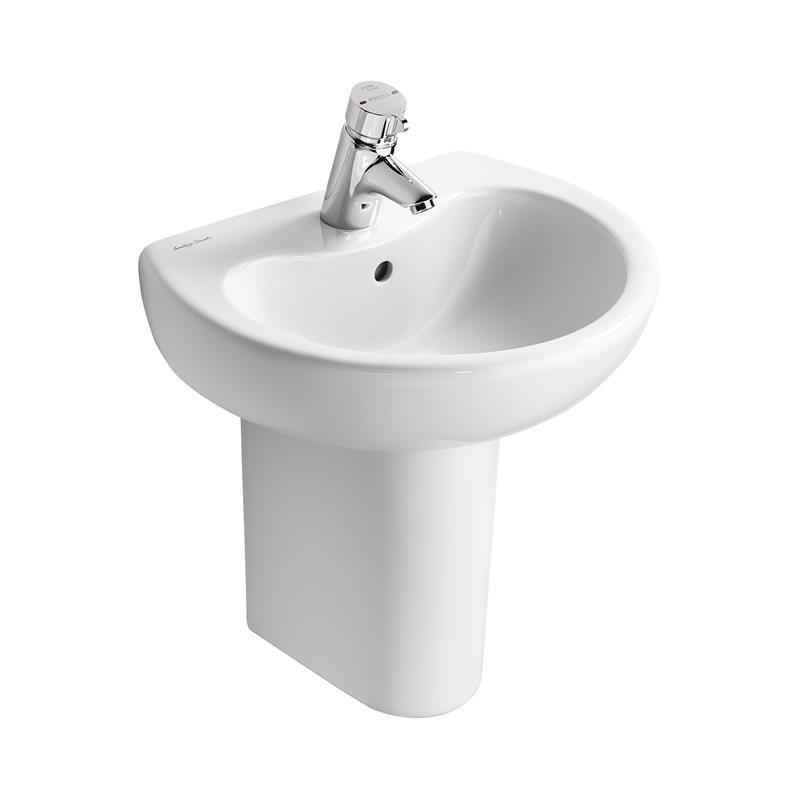 Armitage Shanks Contour 21 Splash Basin 50x40 1 Taphole S2690