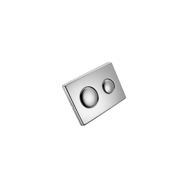 Armitage Shanks Conceala 2 Flush Plate Stainless Steel
