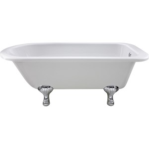 Bayswater Sutherland 1700mm Single Ended Freestanding Bath