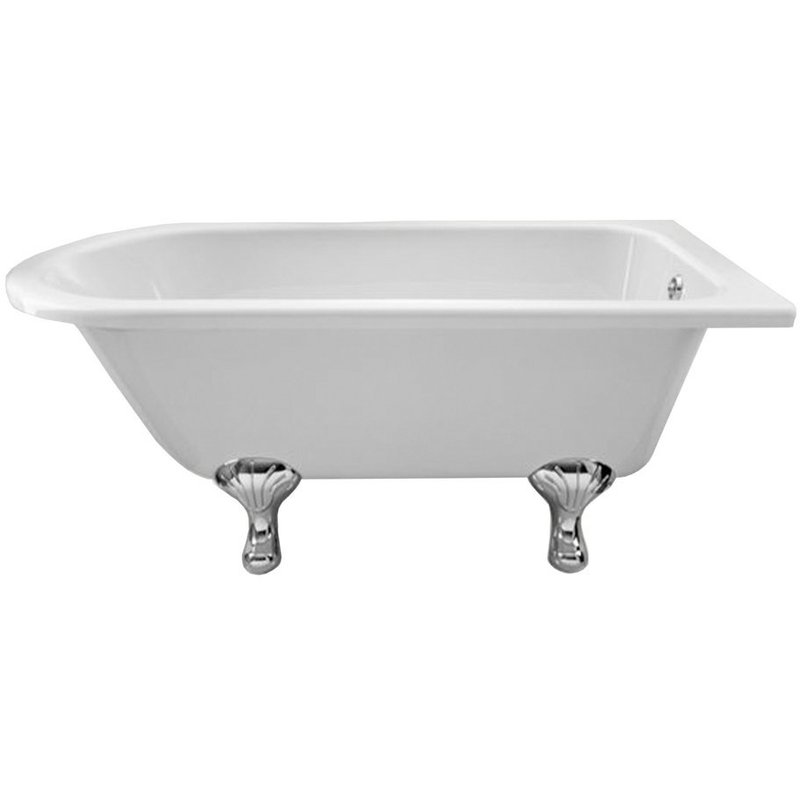 Bayswater 1500mm Single Ended Freestanding Shower Bath