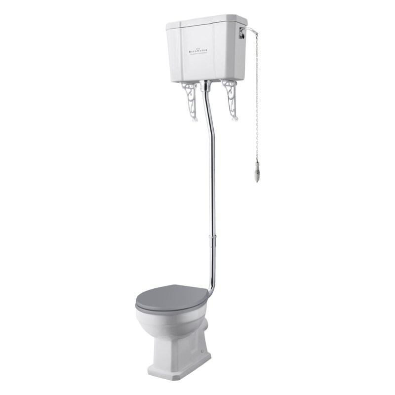 Bayswater Fiitzroy High Level Cistern (Excluding Downpipe)