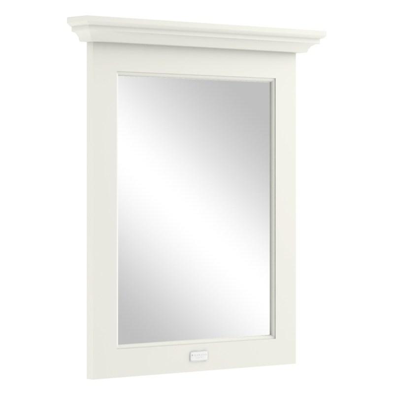 Bayswater Pointing White 600mm Flat Mirror