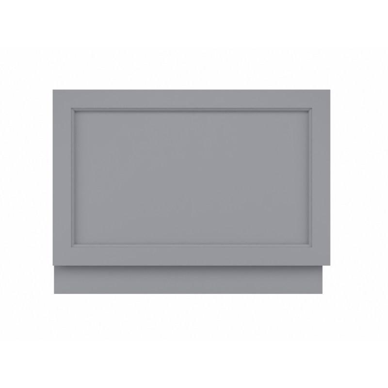 Bayswater Plummett Grey 800mm Bath End Panel
