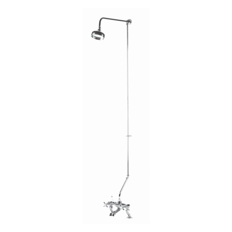 Bayswater Rigid Riser Kit for Bath Shower Mixer