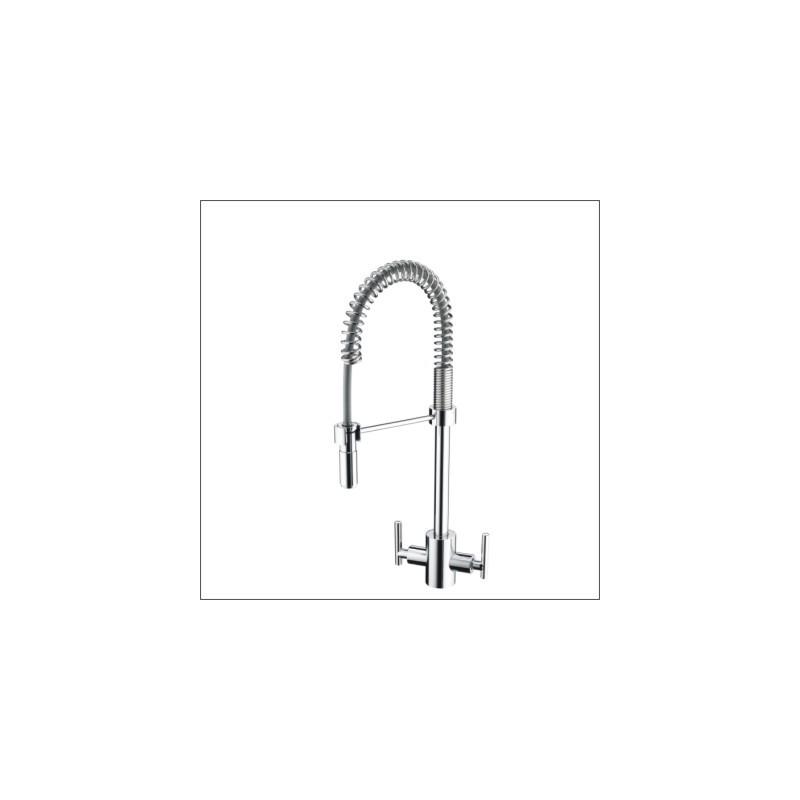 Bristan Artisan Monobloc Sink Mixer Professional Chrome