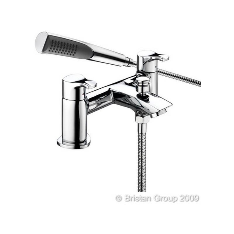Bristan Capri Pillar Bath Shower Mixer