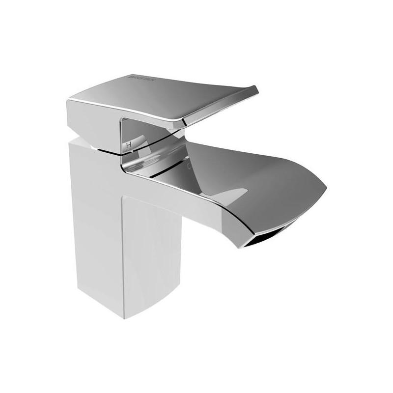 Bristan Descent 1 Hole Bath Filler Chrome