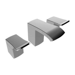Bristan Descent 3 Hole Bath Filler Chrome