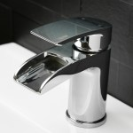 Bristan Glide Waterfall Basin Mixer without Waste