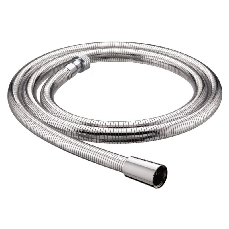 Bristan 1.75m Cone to Nut Large Bore Shower Hose Easy Clean