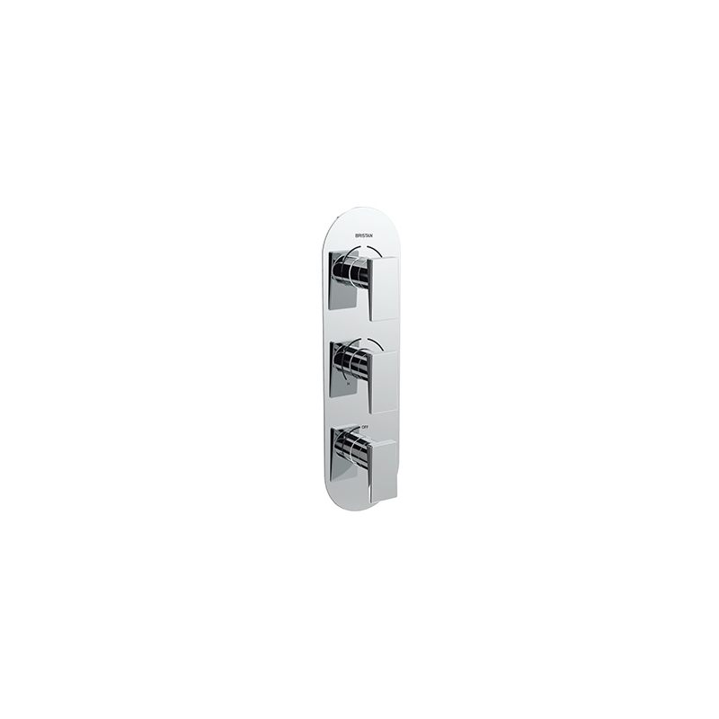 Bristan Sail Dual Control Shower Valve with Two Outlet Diverter