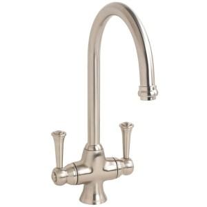 Bristan Sentinel Easyfit Sink Mixer Brushed Nickel
