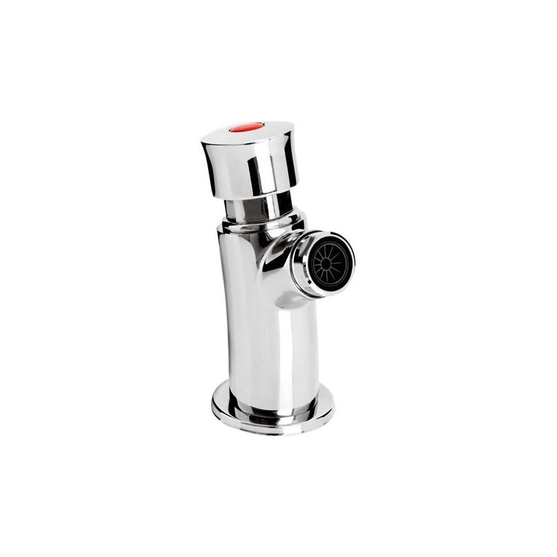 Bristan Single Soft Touch Timed Flow Tap Chrome
