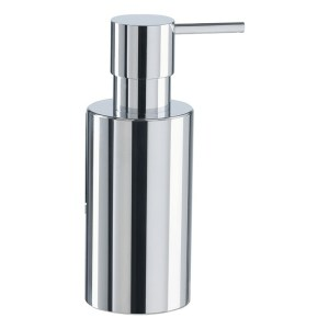 Bathrooms To Love Bertini Wall Mounted Soap Dispenser Chrome