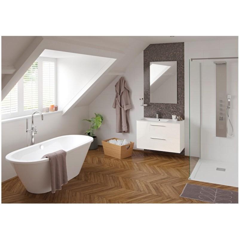 Bathrooms To Love Savoy Freestanding 1700x755mm Bath
