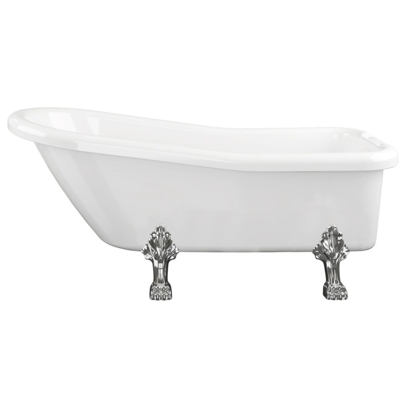 Bathrooms To Love Bayswater Freestanding 2 Hole 1710mm Bath