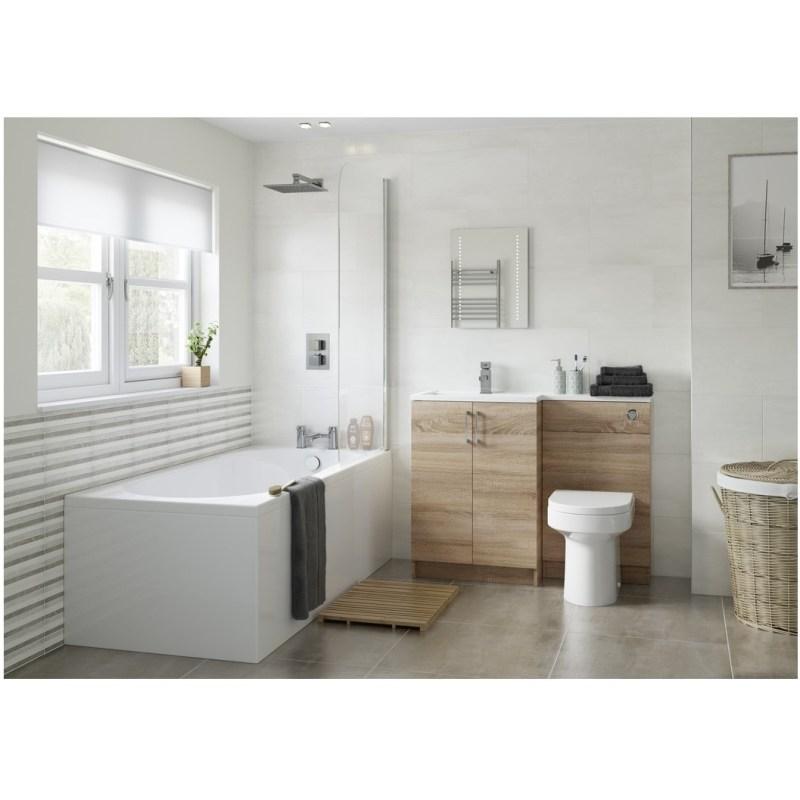 Bathrooms To Love One-Piece 1810x810mm Bath Panel